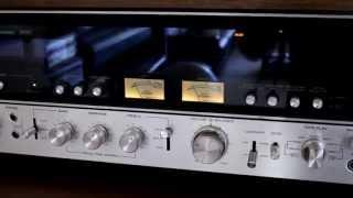 getlinkyoutube.com-Sansui 9090 Receiver ADS 710 Sansui SP 2000 Speakers Recorded w/Zoom H1