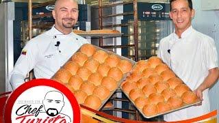 Como hacer pan de hamburguesas - Especial Chef invitado!