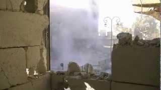 getlinkyoutube.com-شاهد اكبر عملية اقتحام كاملة  لحاجز المؤسسة الاستهلاكية في درعا اليوم    19 أغسطس، 2013