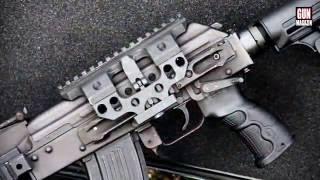 getlinkyoutube.com-Shooting the AMD-65 Semi-automatic rifle