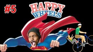 Happy Wheels | I SAID, my name is CORY KENSHIN | #5