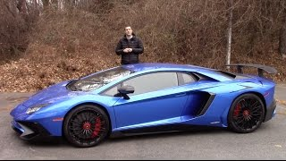 getlinkyoutube.com-Here's Why the Lamborghini Aventador SV Is Worth $500,000
