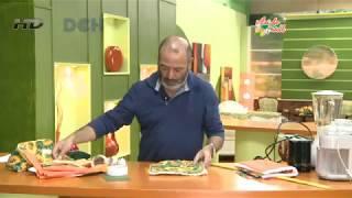 getlinkyoutube.com-5º Clase: Vistiendo la cocina: fundas para electrodomésticos