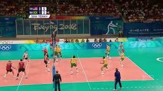 getlinkyoutube.com-(HD) 2008 Olympic Volleyball Highlights