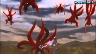 getlinkyoutube.com-Naruto VS Jinchurikis .......!!!!!!!! Bijuus