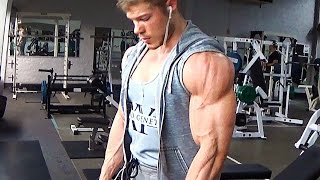 getlinkyoutube.com-Shoulder Workout For BIG FULL Shoulders | Classic Bodybuilding