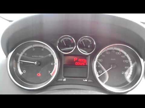 Расположение у Peugeot 407 предохранителя панели приборов