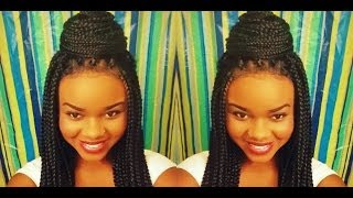 getlinkyoutube.com-Poetic Justice Box Braided Lace Wig [READ DESCRIPTION!]
