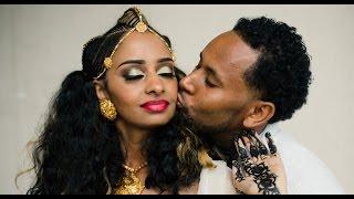 getlinkyoutube.com-Eritrean wedding in Seattle: Mike + Teamirat