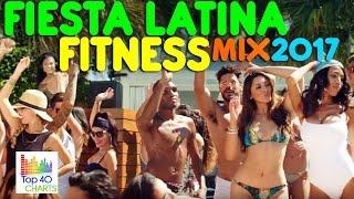 FIESTA LATINA FITNESS VERANO 2017 🍹🌴  BEST LATIN FITNESS MIX 🔊🔝The Fate Of The Furious FITNESS Mix width=