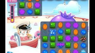 getlinkyoutube.com-Candy Crush Level 606 ★★★ no boosters