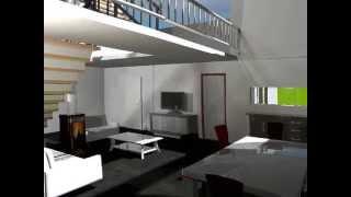 getlinkyoutube.com-Sweet Home 3D - Render