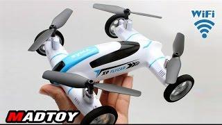 getlinkyoutube.com-MADTOY ตอนที่343 โดรนติดกล้อง Racing Drone WiFi  2,490 บาท