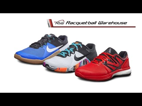 New Nike and Adidas Shoe Arrivals at Racquetball Warehouse