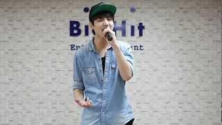 getlinkyoutube.com-Vocal practice by 정국 of 방탄소년단