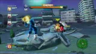 DBZ: Battle of Z Bardock Trophy