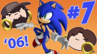 getlinkyoutube.com-Sonic '06: The Not-So-Silver Lining - PART 7 - Game Grumps