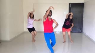 getlinkyoutube.com-Chitiyan Kalaiyan ve (learn dance steps) by Devesh Mirchandani