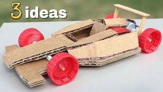 3 Amazing ideas and incredible Homemade Toys width=