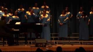 Morris College Chorale Spring Concert 2013
