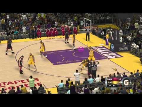 NBA 2K12 - E3 2011: Gameplay Demo