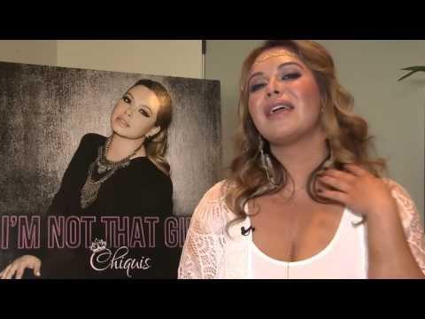 Chiquis Rivera - Nuevo Disco y Dueto Con Jenni Rivera (Entrevista)