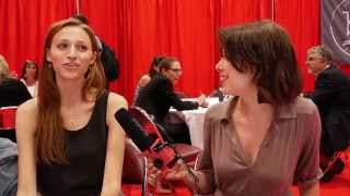 getlinkyoutube.com-Interview with author Susan Dennard at Book Expo America 2015