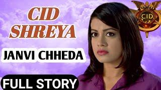 CID Shreya Biography || Janvi Chheda