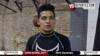 Kevin Zamarripa Copa Acopil Chicago 2017