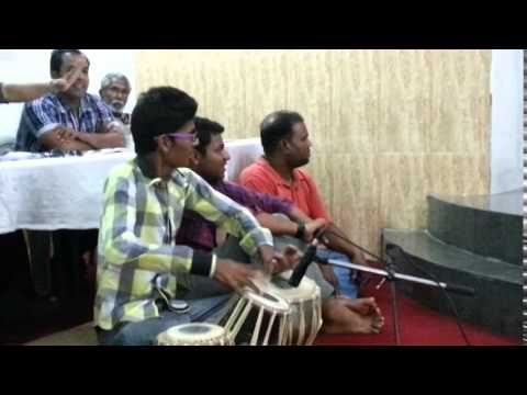 Chalo Chaliye Aj Dua(Masihi Song) by Ahsan Khan(Harmonium) & Asim Khan(Tabla) in Sahiwal