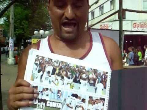 Resende FC Comemora 100 Anos com Foto da Fúria do Botafogo - Xereca - joaosaboia.com