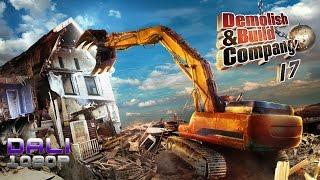 getlinkyoutube.com-Demolish & Build Company 2017 PC Gameplay 1080p 60fps