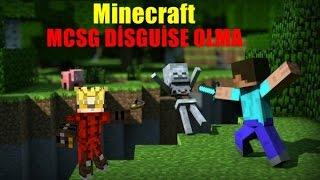 getlinkyoutube.com-Minecraft: MCSG Nasıl Disguise Olunur? #1