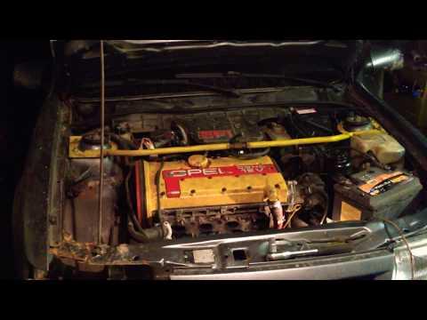 Двигатель без выпускного коллектора