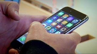 Apple profits up amid surging iPhone sales