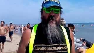getlinkyoutube.com-Antiterrorista in azione bagno 105 Rimini