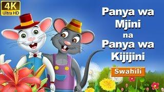 Panya wa Mjini na Panya wa Kijijini - Hadithi za Kiswahili -Katuni za Kiswahili- Swahili Fairy Tales