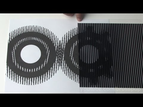 Some Awesome Optical Illusions