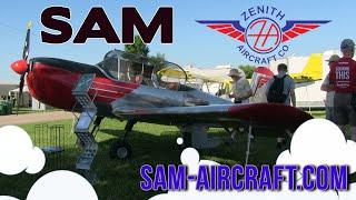 getlinkyoutube.com-SAM experimental aircraft, Midwest LSA Expo Mt. Vernon Airport, Sept. 8, 9, 10, 2016.