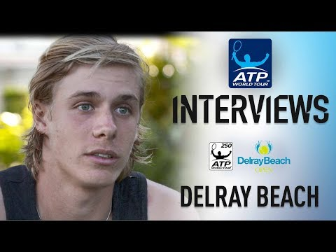 Shapovalov: ''Im Just Trying To Build up'