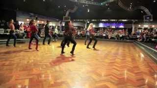 getlinkyoutube.com-Fake ID - Line Dance Competition 2013