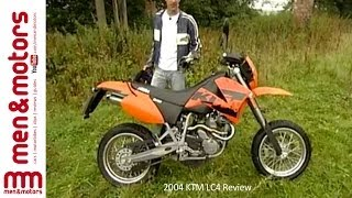 2004 KTM LC4 Review