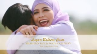 getlinkyoutube.com-Post Wedding Shaheizy Sam & Syatilla Melvin (OFFICIAL)