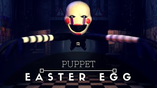 """How to catch """"The Puppet"""" (or Marionette) on camera in Five Nights at Freddy's 2"""