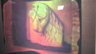 Zebra Imaging's amazing holographic prints