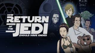 How Return Of The Jedi Should Have Ended