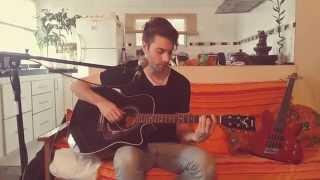 The Moon Song - Karen O (John Apple Acoustic Cover) (Her - Movie)