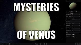 getlinkyoutube.com-Mysteries of Planet Venus - Universe Sandbox 2
