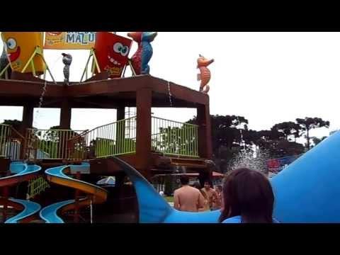Balde Maluco Araucária Acqua Park
