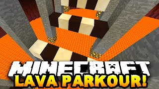 getlinkyoutube.com-Minecraft LAVA PARKOUR! (Custom Parkour Map!) #3 w/PrestonPlayz & NoochMC